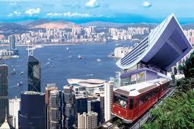 Victoria Peak di Hong Kong