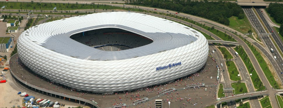 El Allianz Arena de Munich