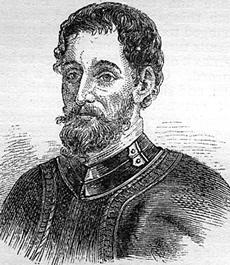 Hernando De Soto - Spanish Explorer