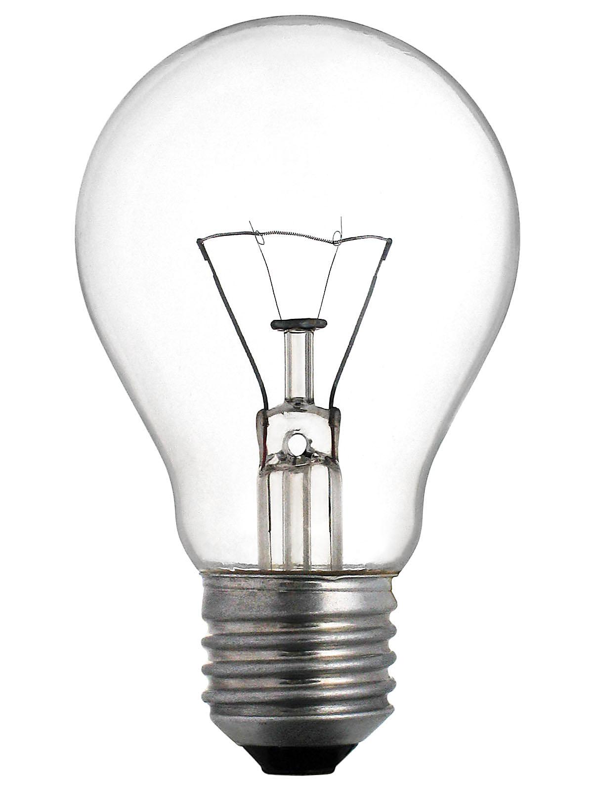 In the light bulb room 8