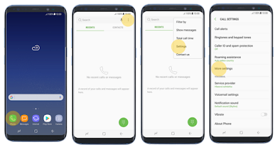 How to Setup Voicemail on Galaxy S8