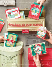 Stampin' Up! Herbst-/Winterkatalog 2017