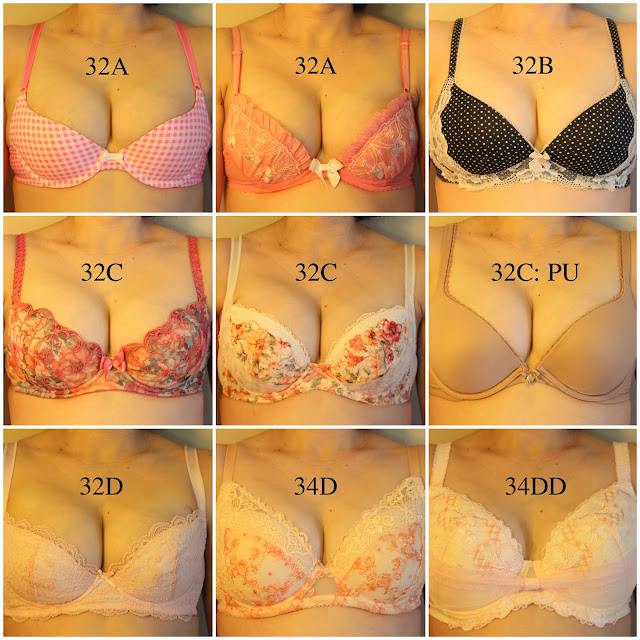 Natural Breast Enhancement before and after front