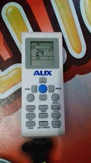 Cara cek remote AC menggunakan kamera hp
