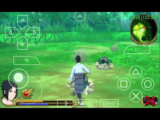 Game Naruto Shippuden Legends Akatsuki ISO