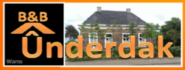 Bed & Breakfast Ûnderdak Warns