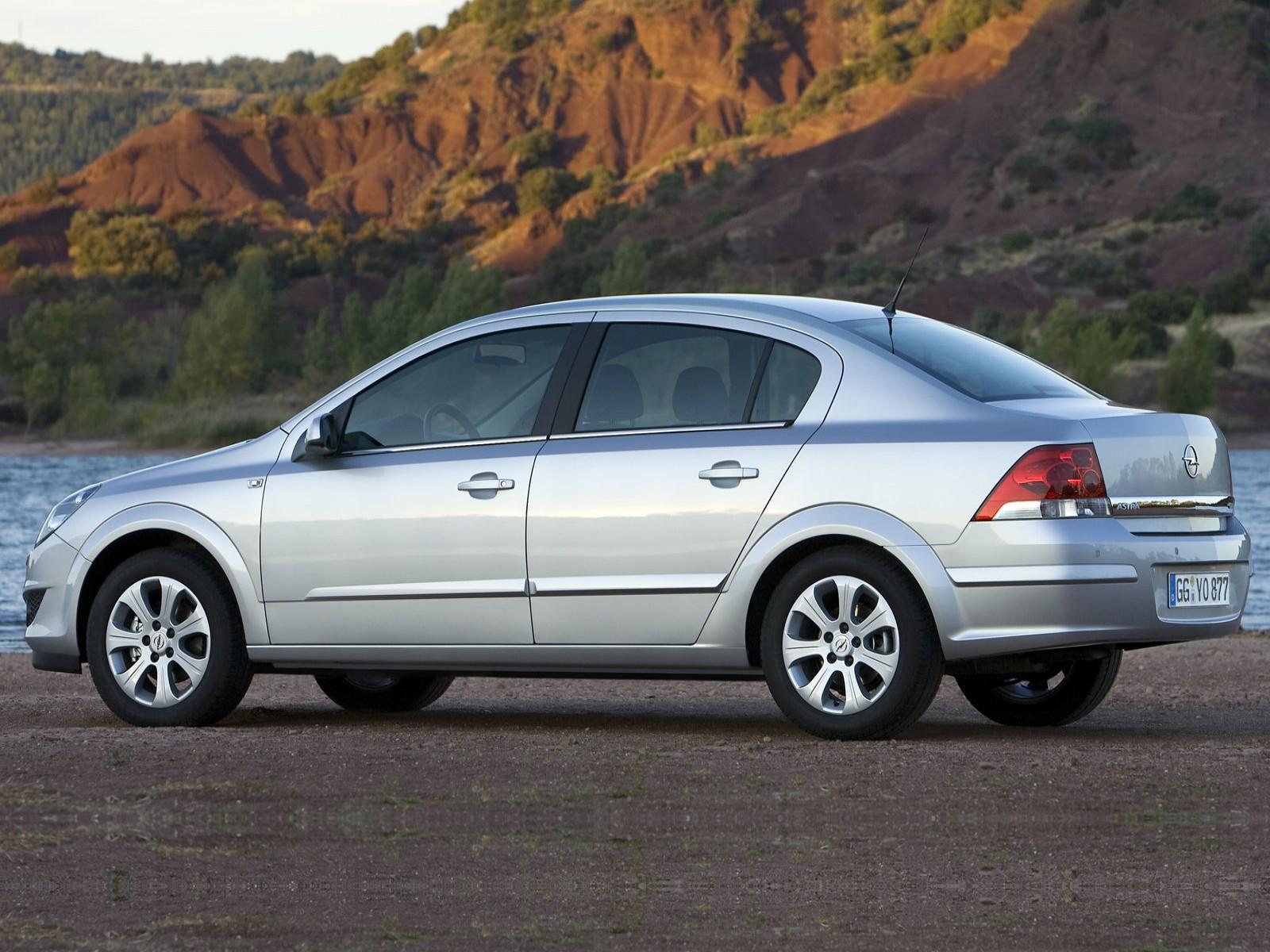 Car And Car Zone: Opel Astra Sedan 2007 New Cars, Car