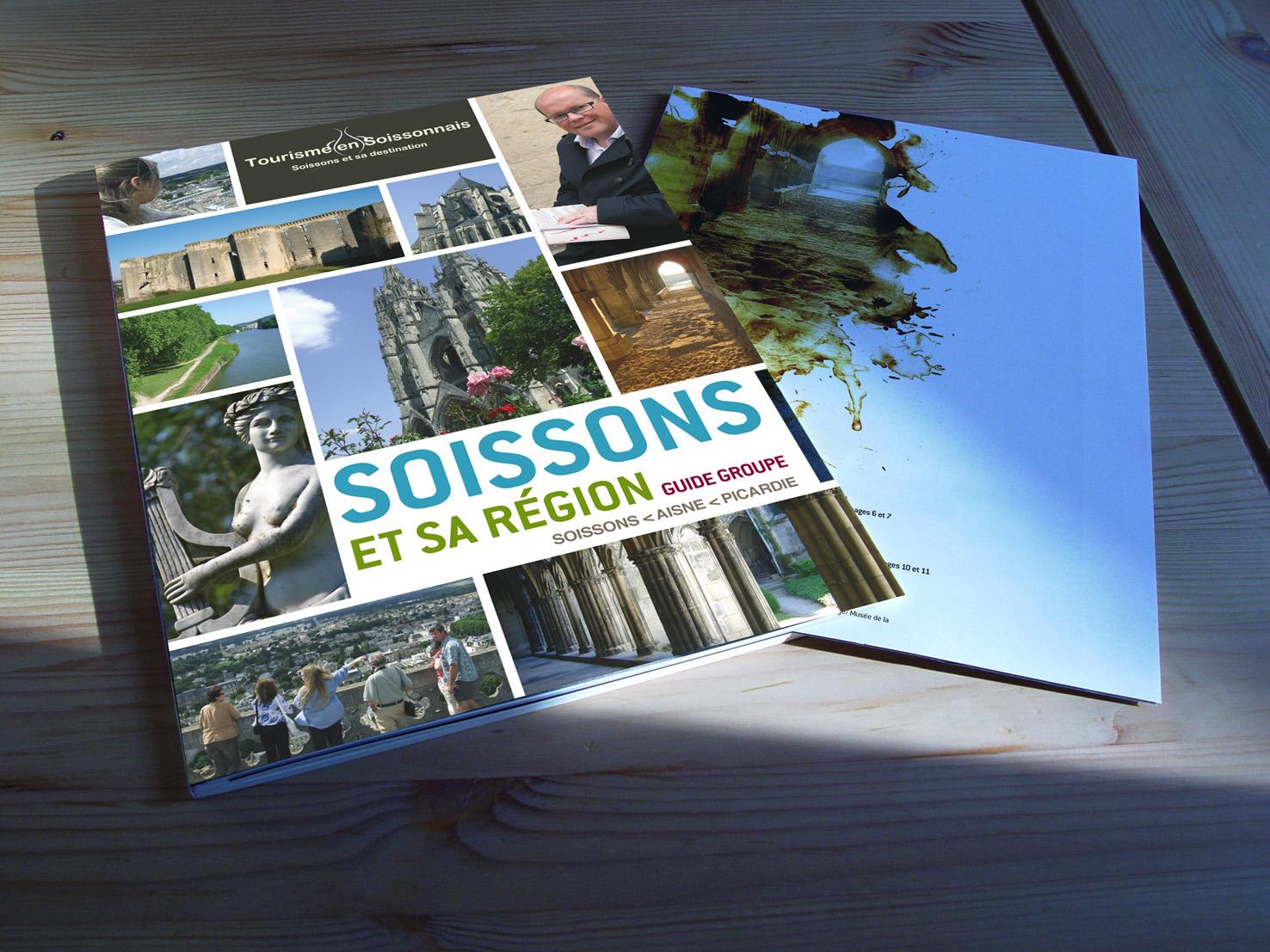 Pollock web une brochure pour l 39 office de tourisme de soissons - Office de tourisme de soissons ...