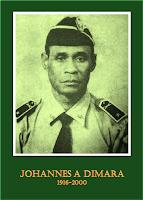 gambar-foto pahlawan nasional indonesia, Johannes Abraham Dimara