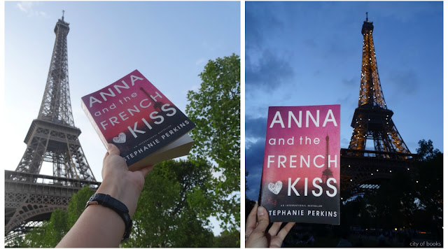 Anna and the French Kiss in Paris