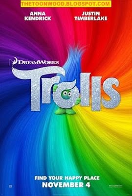 "Watch Online And Download Disney New Movies ""Trolls 2016"" In English Dubbed Full Movie In 720p, HD"