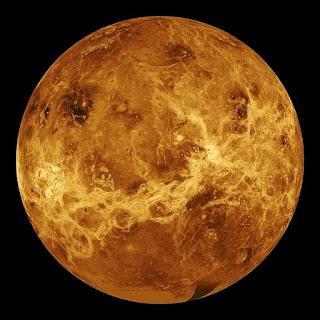 ciri khas planet venus
