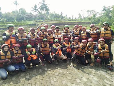River Tubing Sukabumi