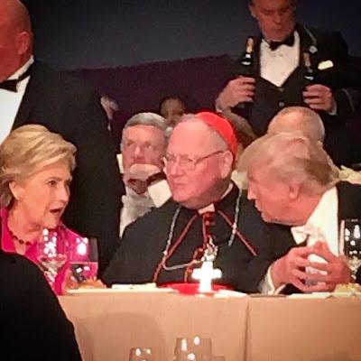Dolan, Hillary Clinton, Trump