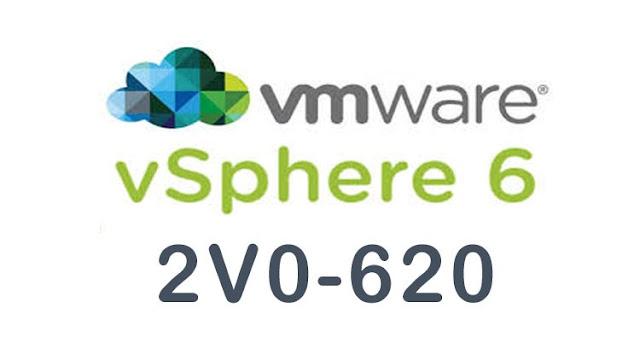 2V0-620 vSphere 6 Foundations Practice Exam