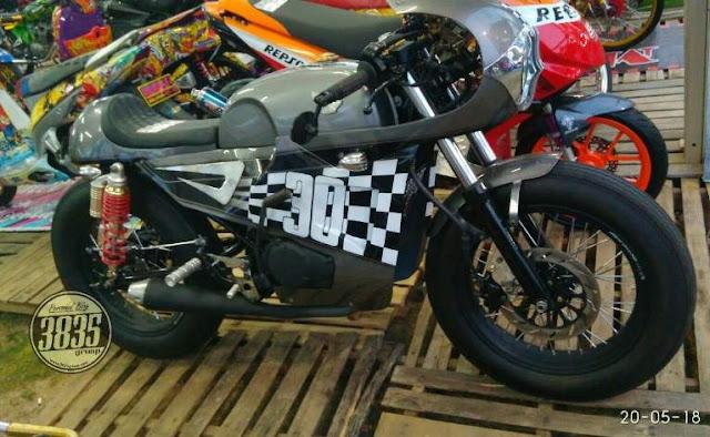 Juara Racing Style HMC Denpasar Bali 2018