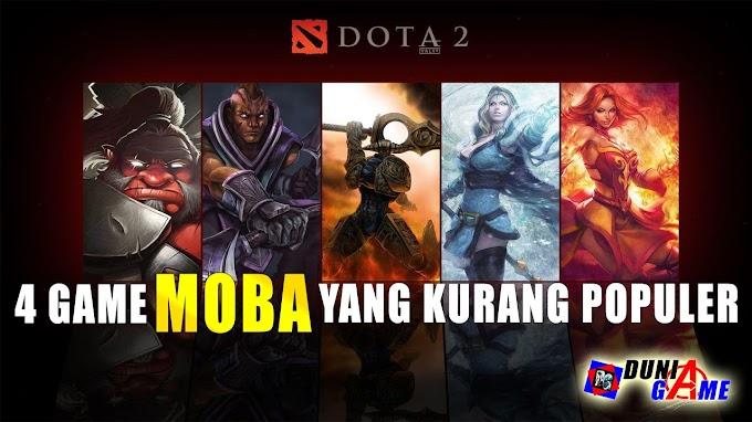 4 Game MOBA yang Kurang Populer