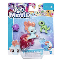 My Little Pony The Movie Bubble Splash Baby Seapony