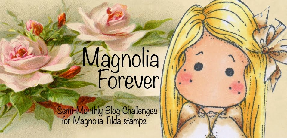 I design for: Magnolia Forever