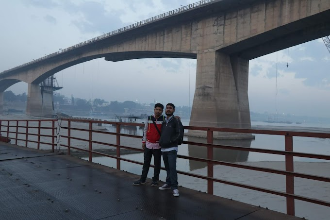 Tour to Patna, India