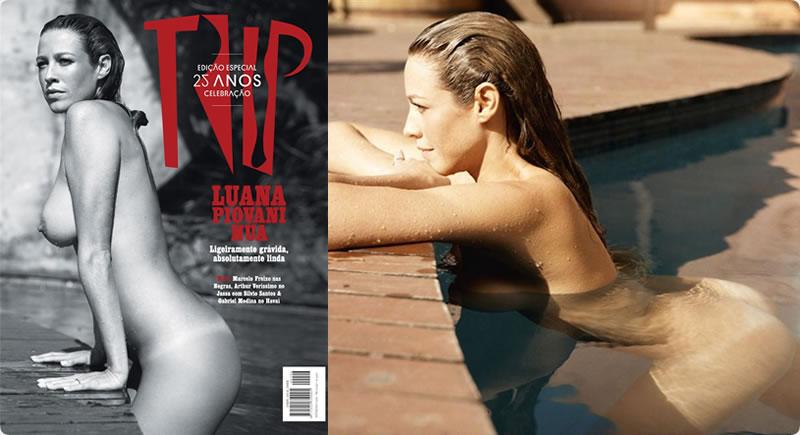 Revista Trip 2011 – Luana Piovani