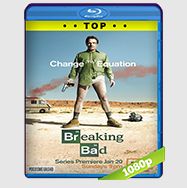 Breaking Bad Temporada 1(Sin Censura) (2008) BrRip 1080p Audio Dual LAT-ING