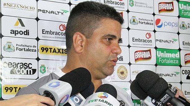 Técnico Marcelo Cabo pode ser demitido após sumiço misterioso