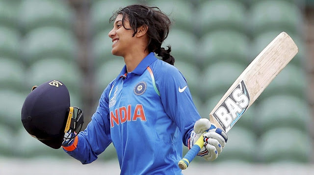 Smriti Mandhana takes Women's World Cup by storm