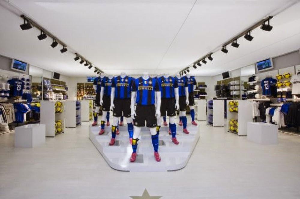 Nike manejará el merchandising del Inter de Milán a nivel mundial 09f4f1496f2