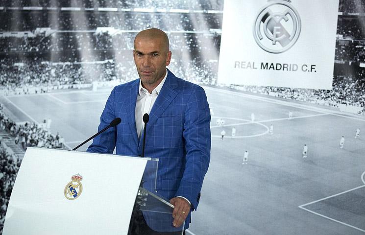 """Zidane: """"Svi žele Pogbu"""""""