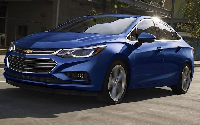 Novo Chevrolet Cruze 2017