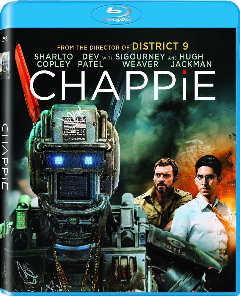 Chappie (2015) 1080p BD25 Cover Caratula