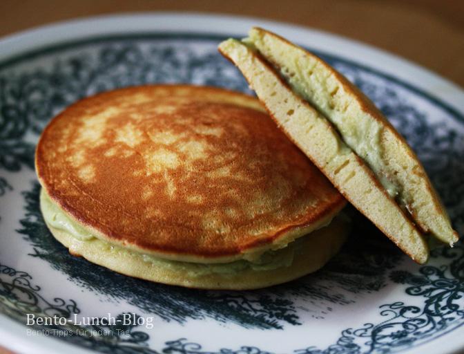 Bento Lunch Blog Rezept Dorayaki Japanische Pfannkuchen Mit