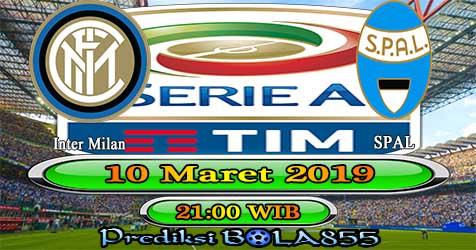 Prediksi Bola855 Inter Milan vs Spal 10 Maret 2019