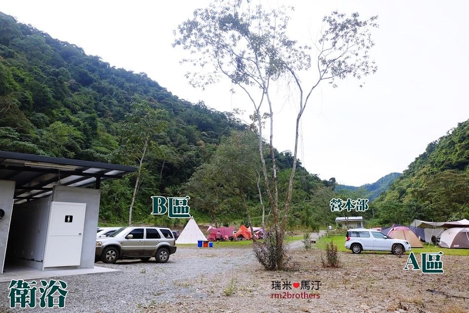 熊溯溪露營區