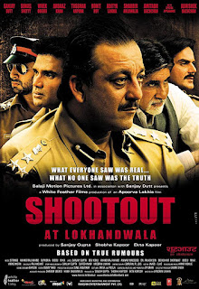 Shootout at Lokhandwala 2007 Hindi 720p NF WEBRip 950MB