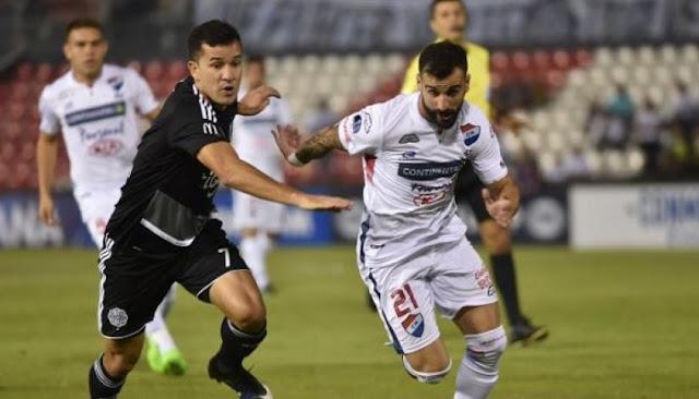 Olimpia vs Nacional de Paraguay en vivo