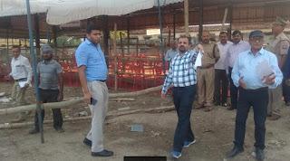 Jaunpur News :  मतगणना स्थल का प्रेक्षक व डीएम ने किया निरीक्षण | #NayaSabera