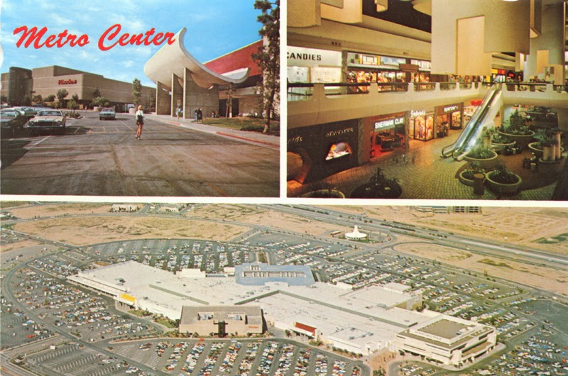 Metrocenter Mall In Phoenix Az Image Credit Barbarastew Art