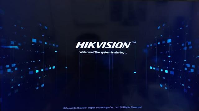 Cara aktivasi DVR Hikvision firmware terbaru
