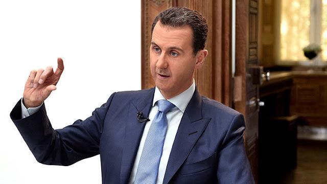 """Al Assad: """"El ataque de EE.UU. pretendía elevar la moral combativa de los terroristas"""""""