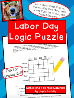 logic, Labor Day