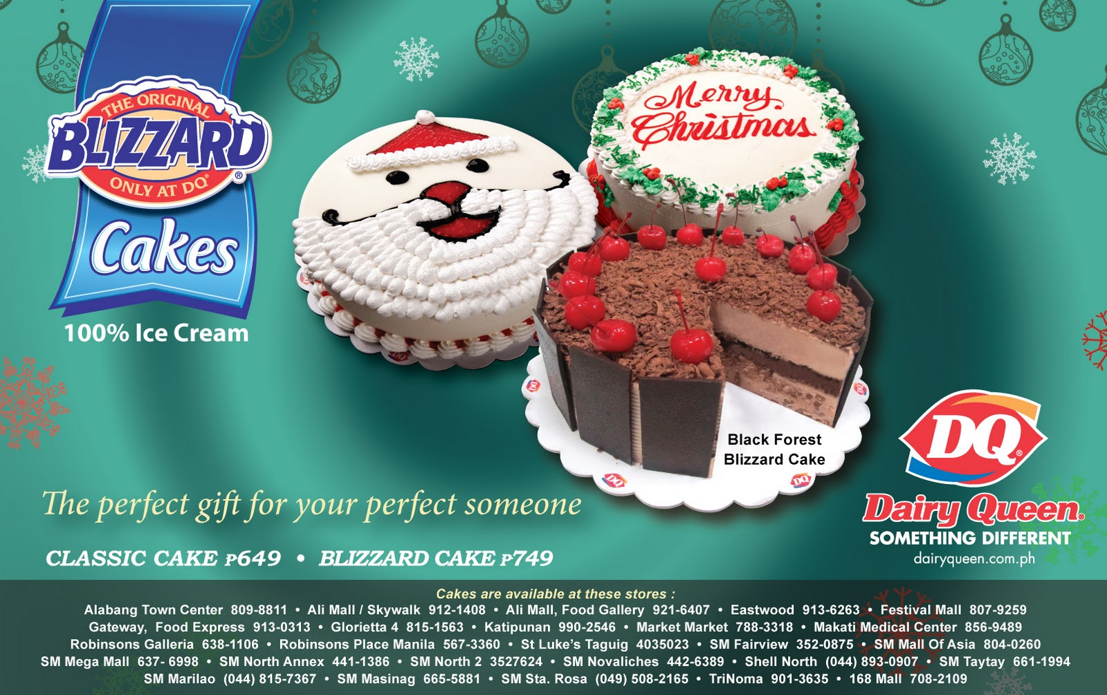 Eggless Ice Cream Cake Dairy Queen