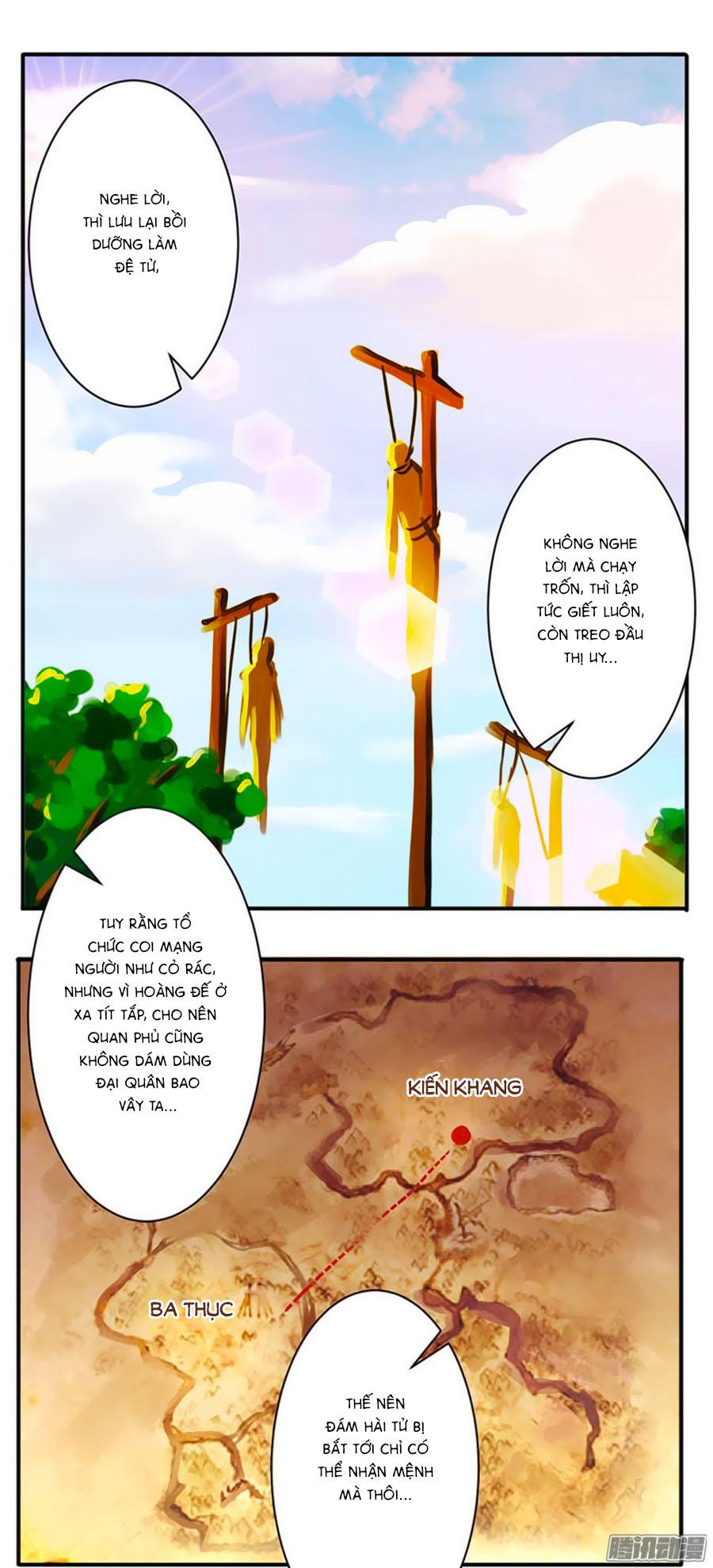 Tú Thiết Chi Thư Chap 44 - Next Chap 45