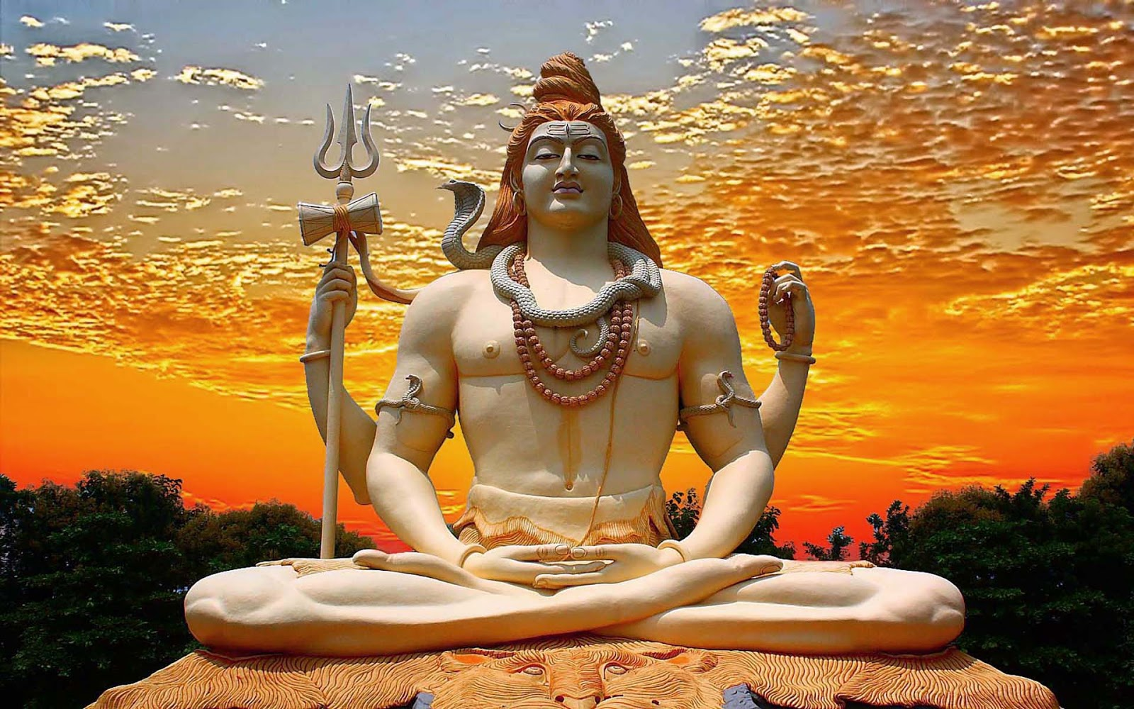 Lord Shiva Hd Wallpapers Download Free 1080p