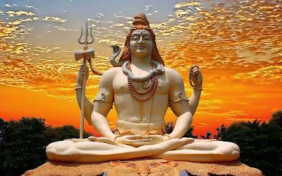 Lord Shiva HD Desktop Pic