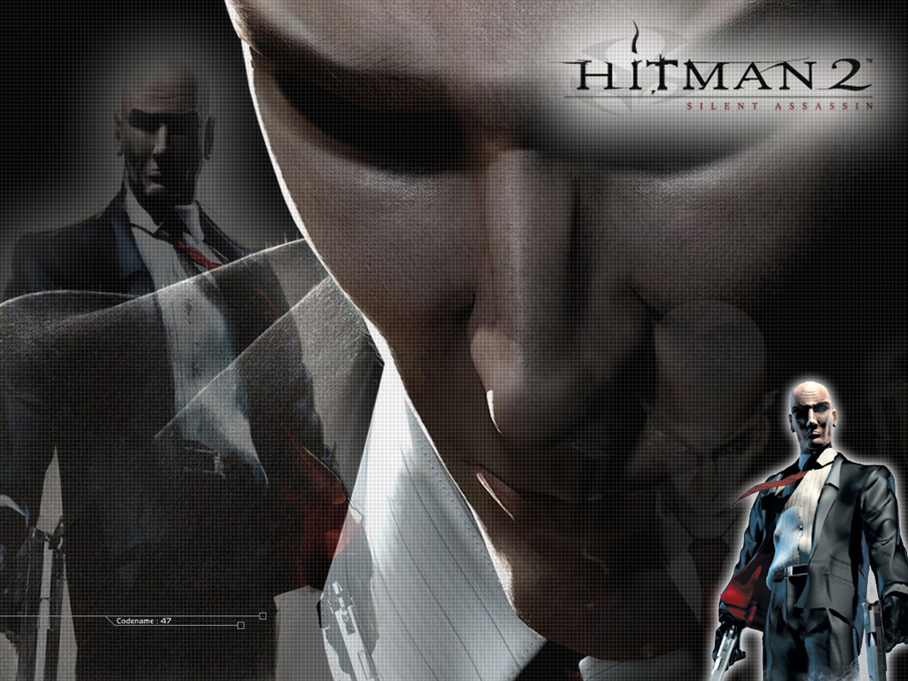 Games Mania Hitman 2 Silent Assassin Game Wallpapers