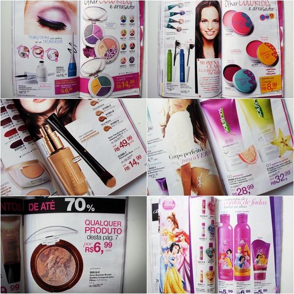 Promoção Revista Avon