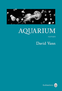 Couverture de Aquarium, de David Vann