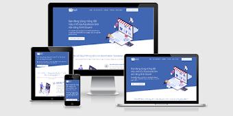 Share template landing page làm dịch vụ và giới thiệu chuẩn SEO